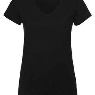Tshirt für Frauen V Ausschnitt